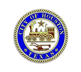 City of Houston Texas Seal