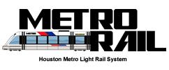 Houston Metro Light Rail System